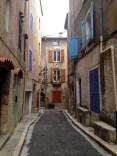 Aups street