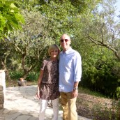 Off to dinner in Fayence