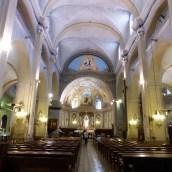 Eglise St Jean-Baptiste, Fayence