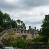 Blockley village houses
