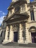 St Etienne-du-Mont Church