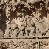 The Nativity facade