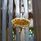 Suspended Crucifix