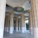 86 pillars support the Nature Park platform