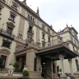 Hotel Alfonso XIII - so elegant
