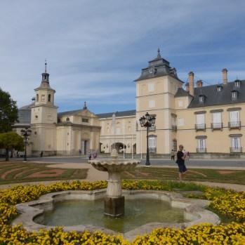 Franco's palace