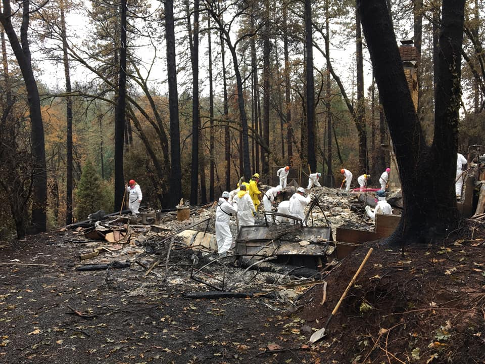 Fresno County Sheriff's SAR Team Has Been Called Back to Help Search for Remains of Missing Residents