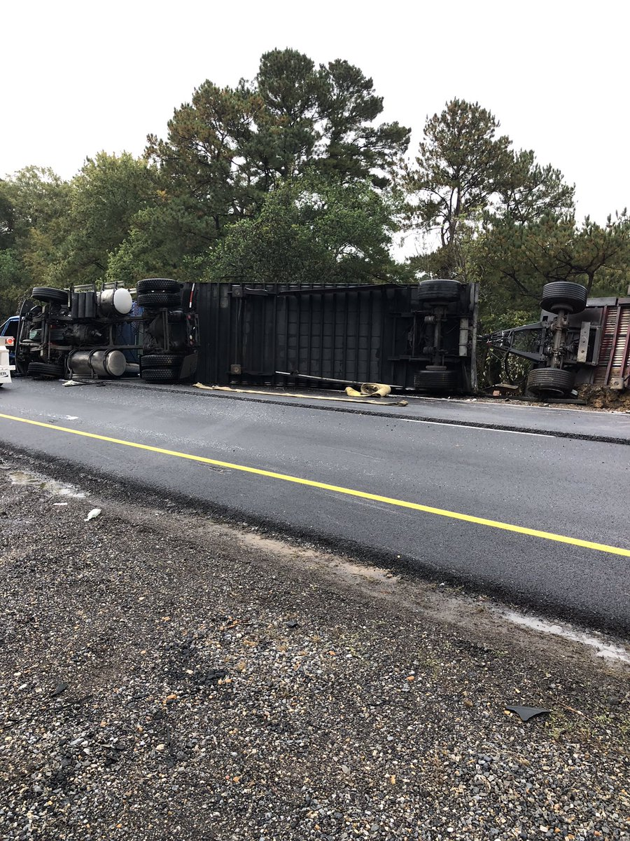 Troopers are on the scene of a one vehicle crash in TALLADEGA COUNTY