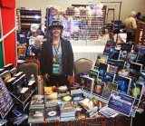 author Kennedy J Quinn (Me) at Norwescon