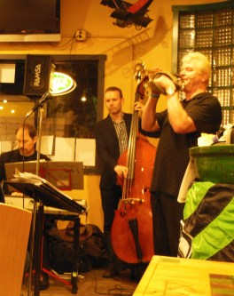 Jon Pugh Trio at Pioneer Coffee