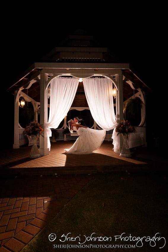 Pamela & John Wedding at The Yancey House in Grayson GA