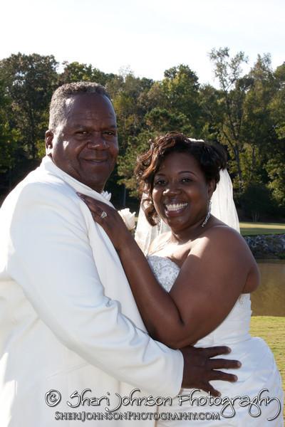 Sharonda & Terry's Polo Golf & Country Club Wedding in Cumming, GA