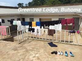 Laundry Day at GTL