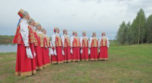 Anna in Russia: Traditional Singers