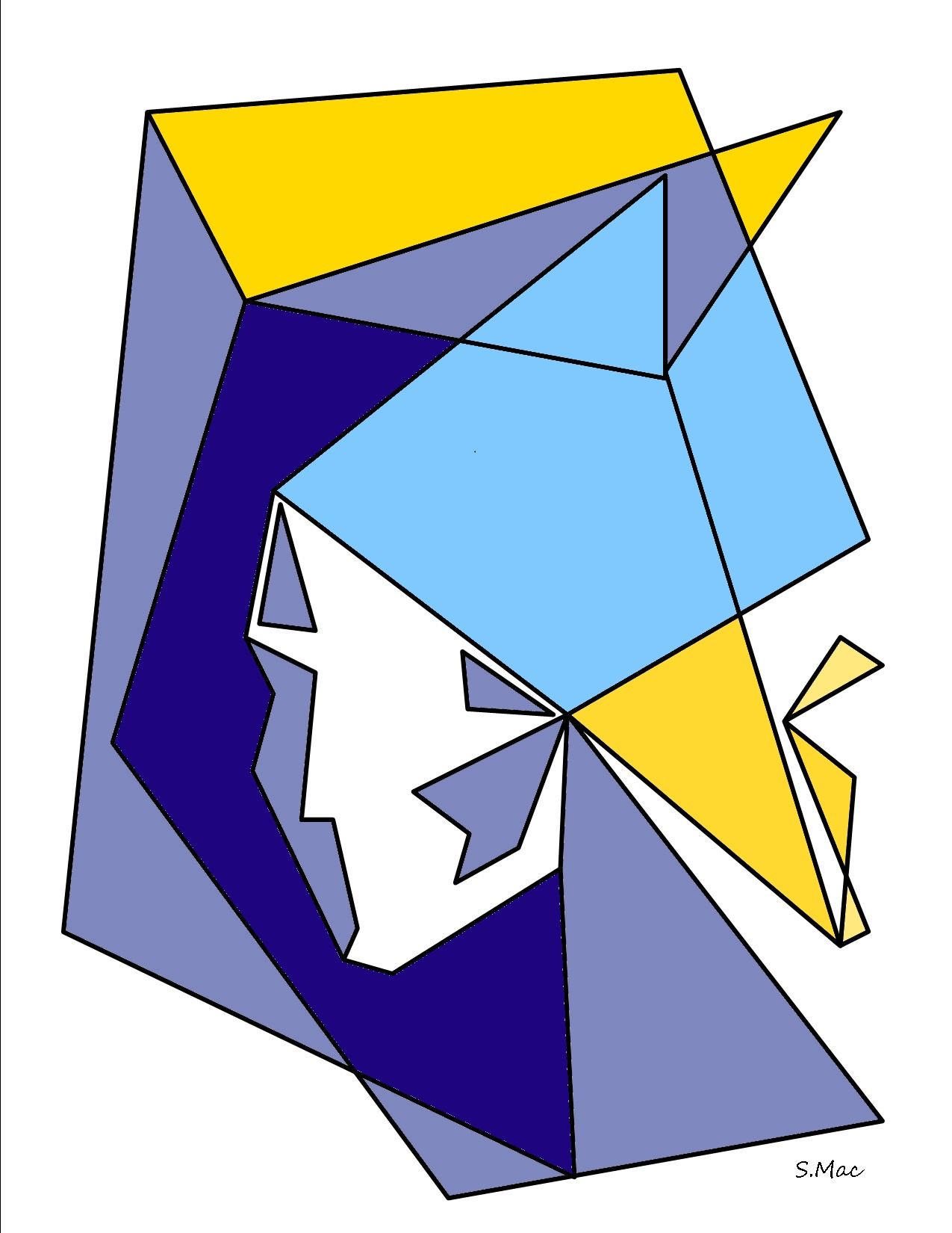 Abstract Coloring Pages – S.Mac\'s Place to Be