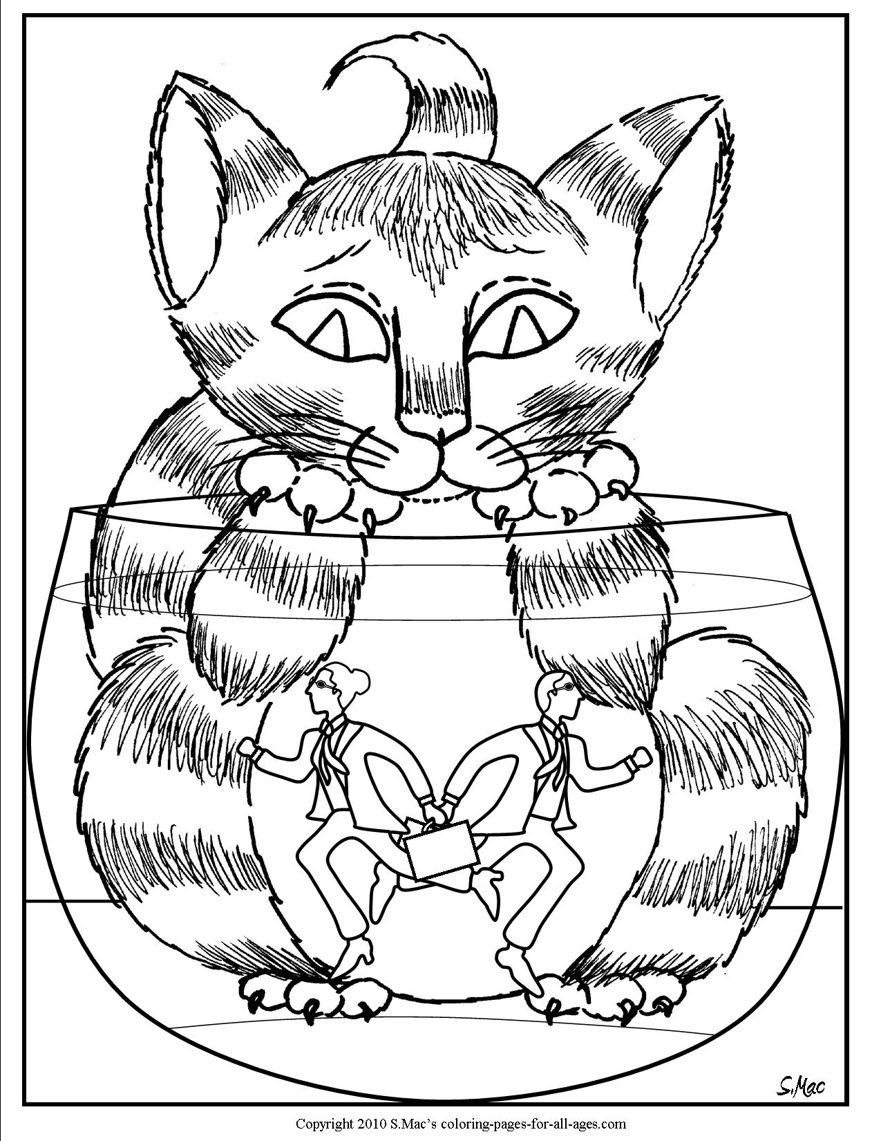 S Mac Coloring Pages
