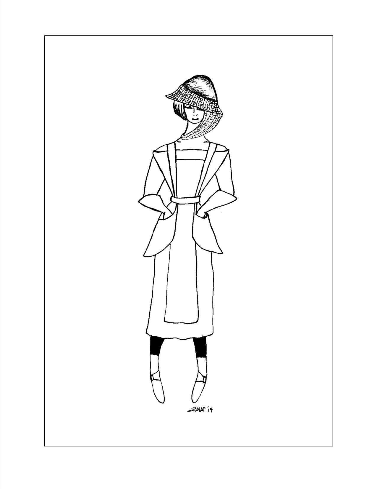 Art Deco Coloring Pages Sc S Place To Be