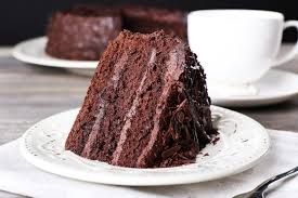 My Little Bit of Faith & This Mountain Piece of Chocolate Cake