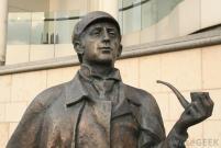 statue-of-sherlock-holmes