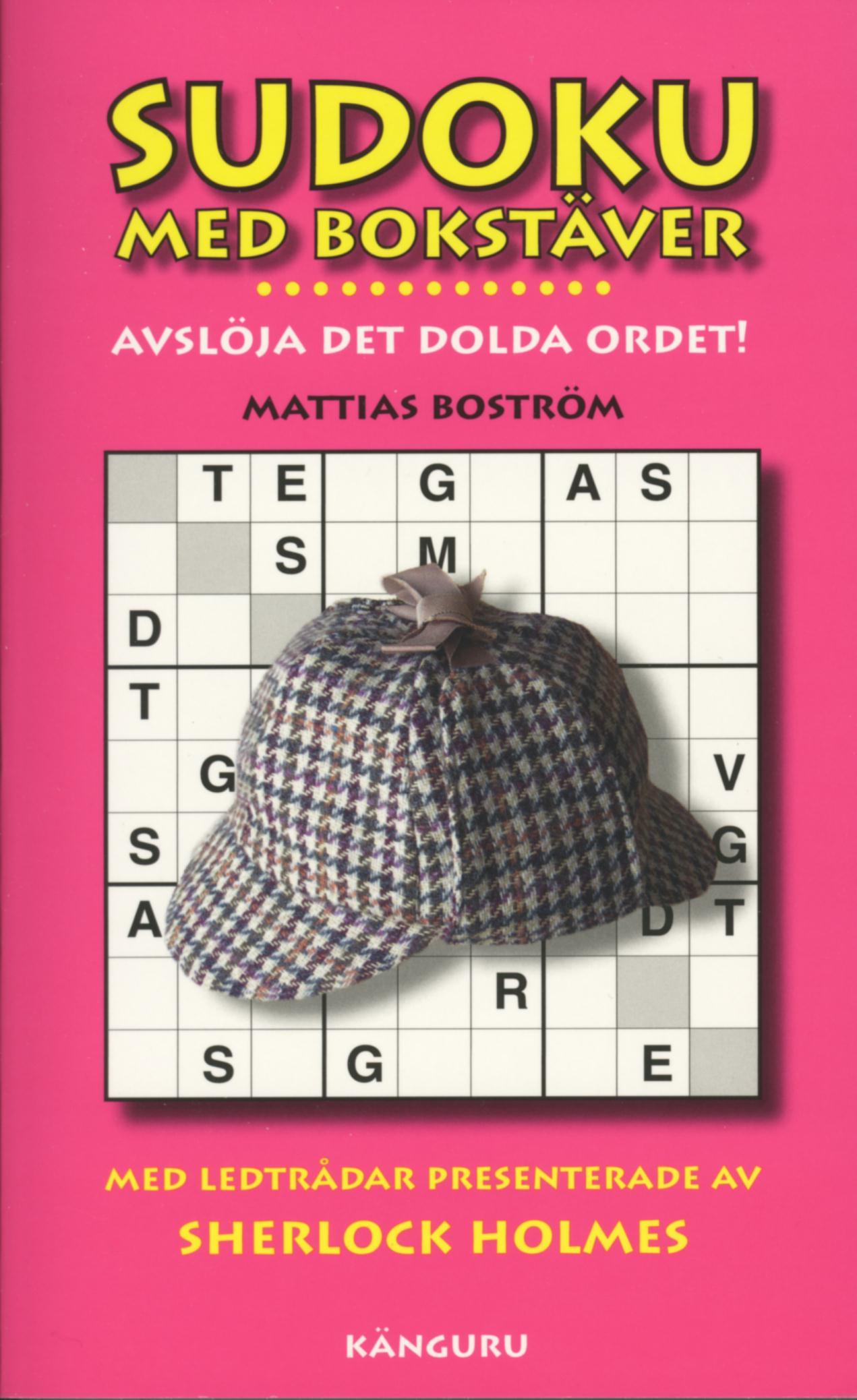 Sudoku med bokstäver