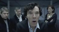 Sherlock Lestrade John
