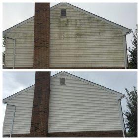 Wash Pros IL House washing