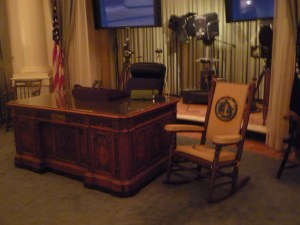 Furniture from The Oval Office