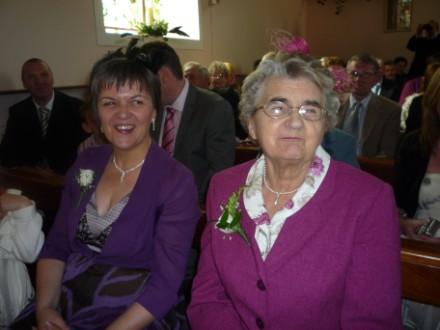 Eileen, John's mother