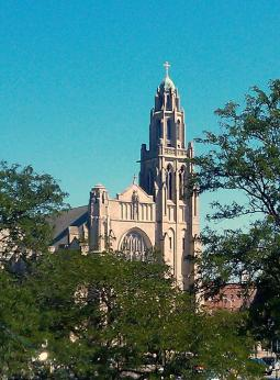 St Agnes Cathedral Rockville Centre