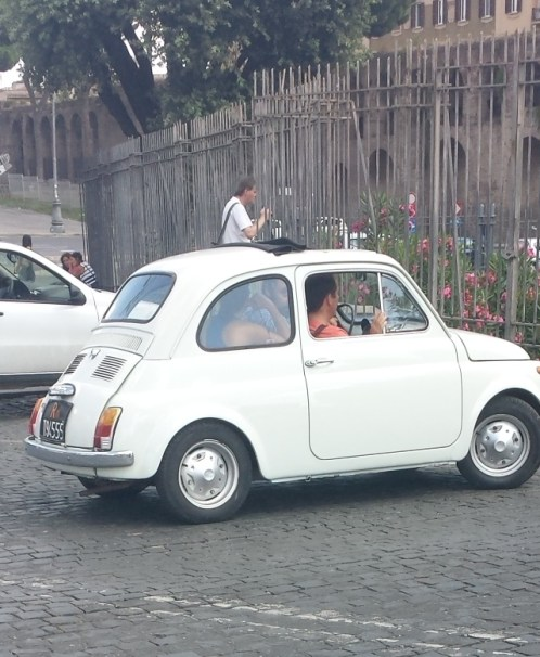 The Fiat 500!!
