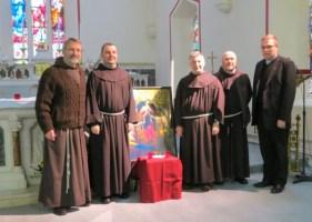 Fr John joins the Friars
