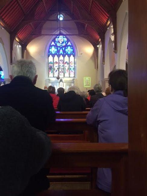 Watching in prayer