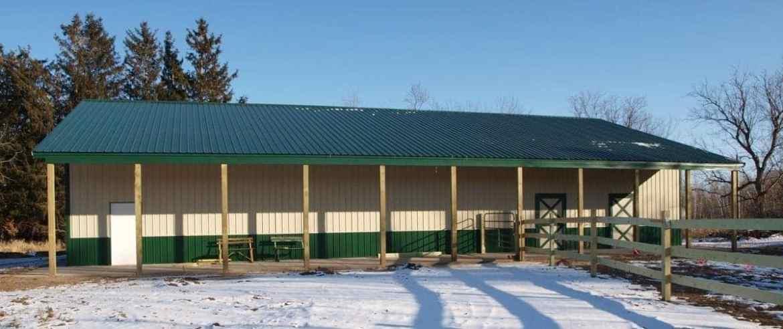 post-frame-barn