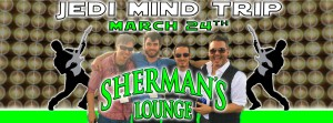 Jedi Mind Trip @ Sherman's Lounge | Flint | Michigan | United States