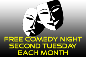 Free Comedy Night