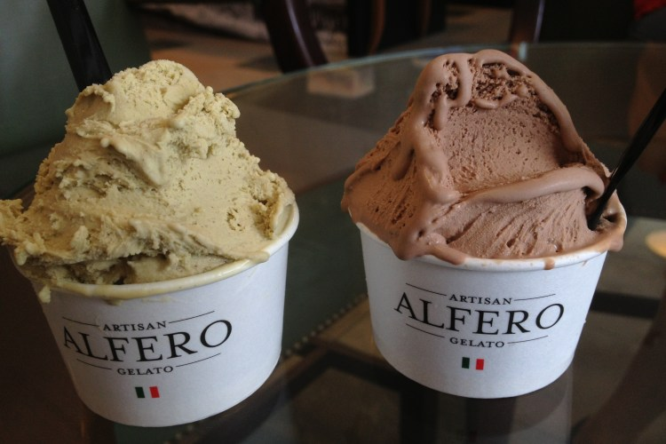 Alfero Gelato: Even the Godfather loves it!
