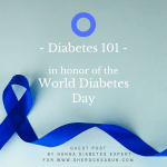 Diabetes 101 in honor of World Diabetes Day