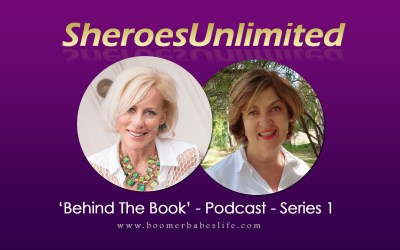 SheroesUnlimited Behind The Book Series #01 | Julie Le Cornu