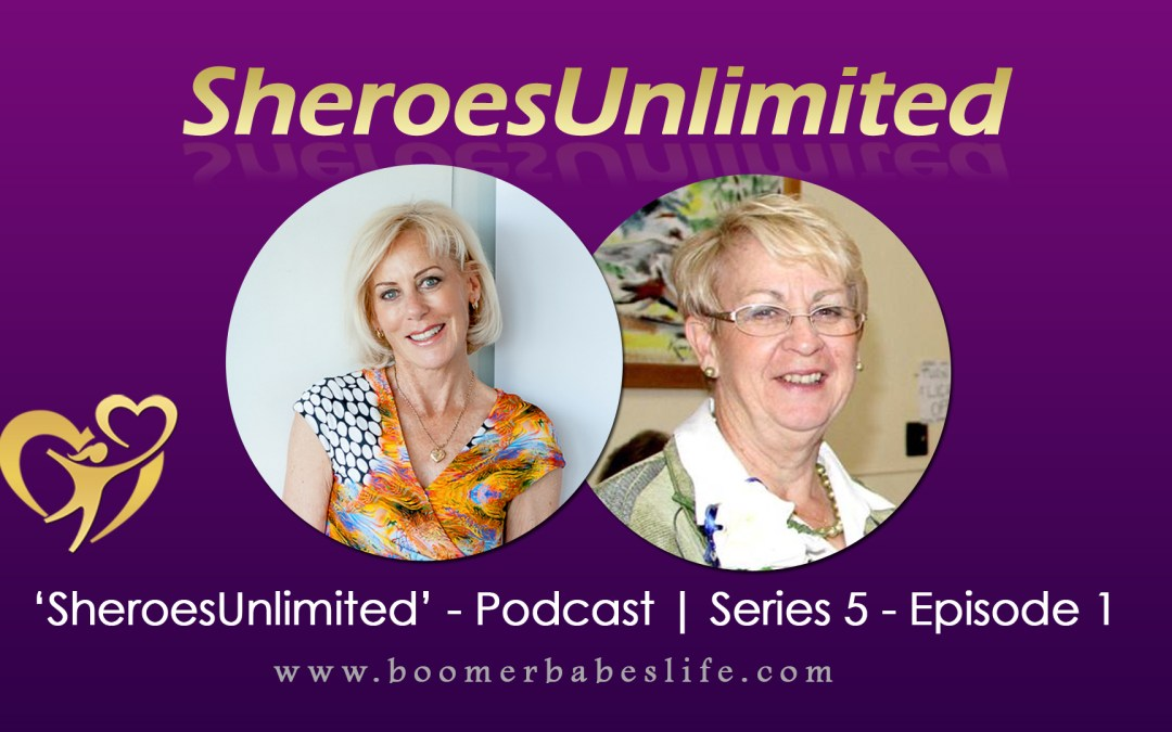 SheroesUnlimited Podcast | Jaynie Morris With Ruth Shanks AM