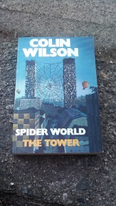 Spider World: The Tower, by Colin Wilson
