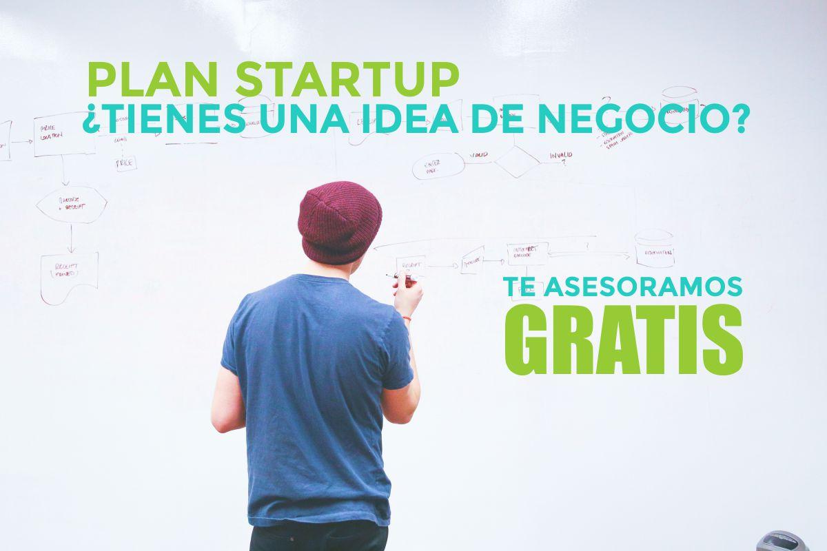 Asesoramiento gratis para startups – Plan Startup