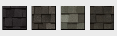 Landmark TL-Roofing Shingles Samples 1
