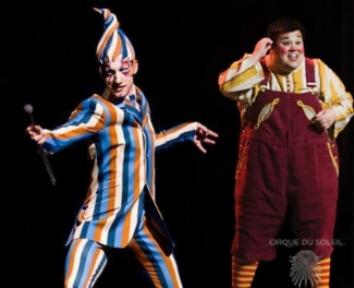 Cirque du Soleil Clowns
