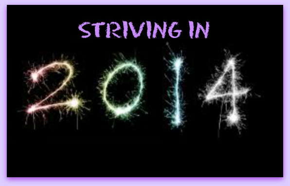 Striving in 2014 image