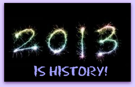 2013 is history