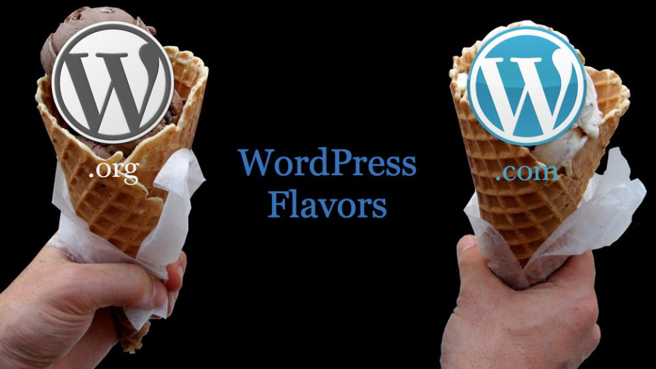 WordPress decision, free or self-hosted?