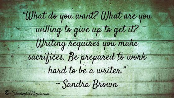 Quote from Sandra Brown