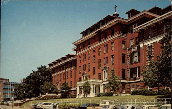 St. Thomas Hospital in Nashville, TN Via CardCow.com