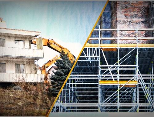 Demolition Operation