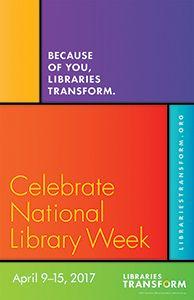 Library week 2017